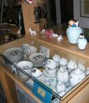 AXIS Tintin service porcelaine Lotus 12 personnes