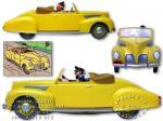 Atlas Tintin Lincoln Zephir 7 boules