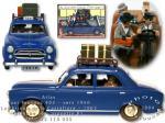 Atlas Tintin Peugeot 403 Bijoux Castafiore