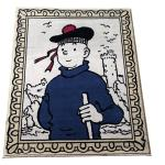 AXIS Tapis Tintin écossais - scottish look