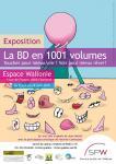 La BD en 1001 volumes - toucher pour mieux voir ..