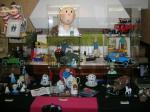 Expo vente objets TINTIN 2010