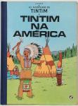 Hergé Tintin en Amérique en brésilien