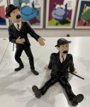 Pixi Regout Hergé Tintin série 11cm Les Dupondt