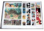 Lithographie WWF : Tintin Portfolio des 10