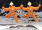 Pixi 1E Dupondt cosmonautes Lune