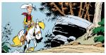 Emaille : Lucky Luke Jolly Jumper