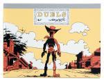 Portfolio : Morris : Lucky Luke Duels