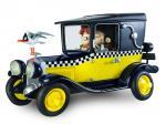 Garage Franquin Gaston taxi Fiat 509