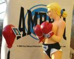 Amber boxeuse