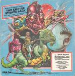 Star Wars : disque 33 tours The Empire strikes bac