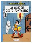 TT : Johan et Pirlouit : La Guerre des 7 Fontaines