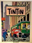 Tintin : album poster