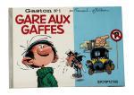 Franquin Dupuis Gaston Gare aux Gaffes