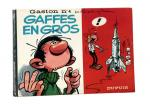 Album : Gaston : Gaffes en Gros