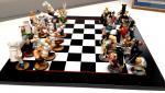 Astérix : jeu d'échecs HAchette