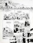 Dessin original Marc-Renier Black Hills planche