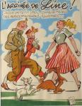 Illustration originale Severin Arrivée Line