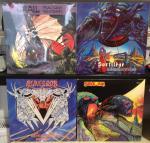 Druillet 4 vinyles LP 33 tours