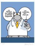 Sérigraphie : Le Chat : Epicure