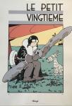 Sérigraphie Le Petit Vingtième Tintin Soviets