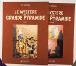 Blake et Mortimer : Mystère pyramide 1 et 2