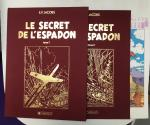 Jacobs Blake et Mortimer Secret Espadon 1/2