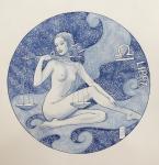 Manara original ZODIAC Balance Astrologie Libra