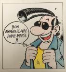 Margerin Lucien illustration recto verso 1982