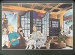 Sérigraphie Somon Tintin pharmacie