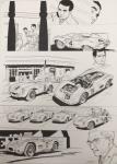 Papazoglakis Le Mans 1951-57 Jaguar