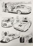 Papazoglakis Le Mans 1963-67