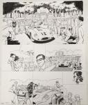 Papazoglakis Le Mans 1958-60