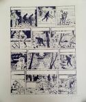 Jacobs Publiart lithographie carte de voeux 1982