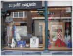 Vitrine Galerie SPA <br>Window Gallery SPA