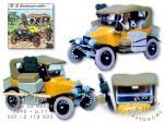 Atlas Tintin Ford T Congo