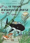 Posters des couvertures tous les Albums Tintin