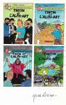 Rodier Tintin Alph-Art projet couverture